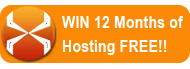Win 12 Months Of Hosting Free